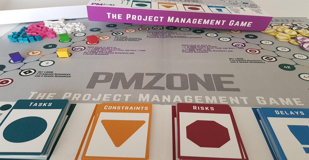 משחק לוח PMZONE